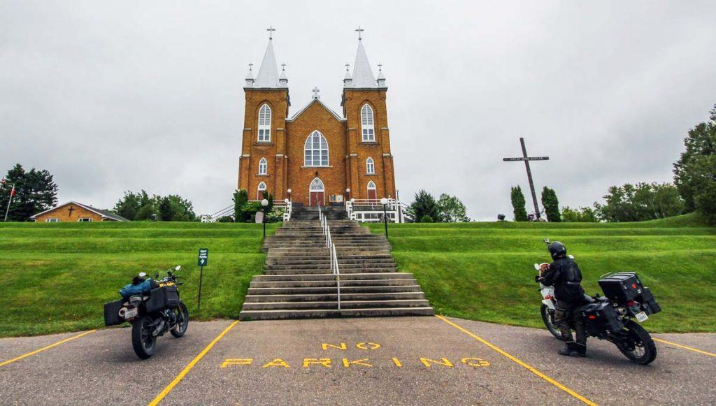 Wilno Church