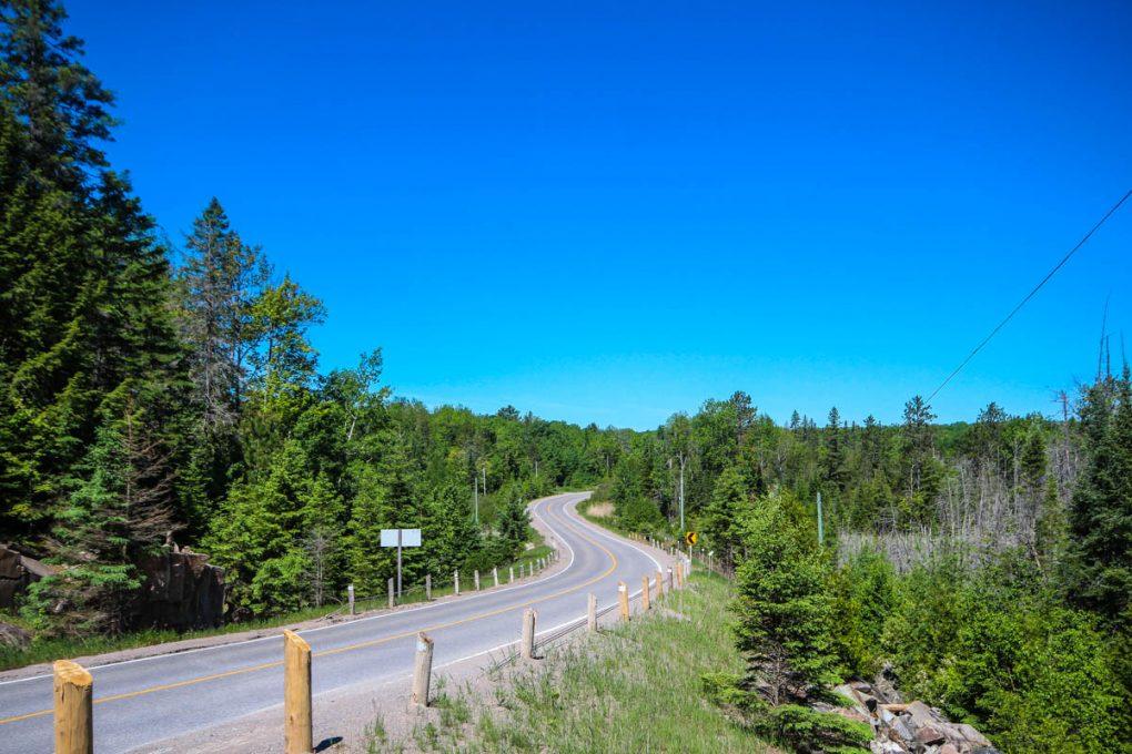 The Buckhorn Road