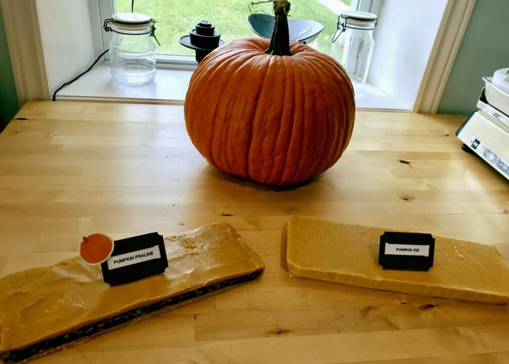 Pumpkin Fudge from Penny's