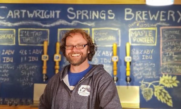 Cartwright Spring Brewery