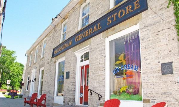 Pakenham General Store stone building