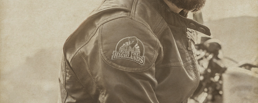 Ride the Highlands Patch