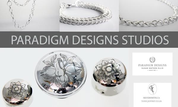 Jewelry and silversmith work